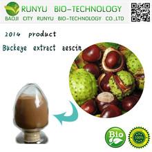 Pure natural horse chestnut extract escin 20% HPLC