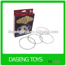 Fun Magic trick High quality Magic rings Fantastic Chinese four rings