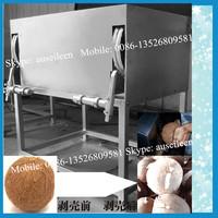 Azeus 1.5KW coconut dehusker/New design coconut peeling machine / coconut peeler