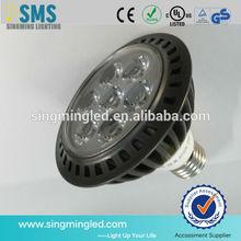 Indoor par30 spotlight 5w Aluminum par bulb LED PAR30