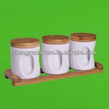 tall Ceramic Cruet