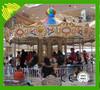 children's games amusement park carousel rides, electric carousel ride