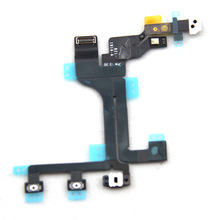 Power On/Off Switch Volume Button Flex Cable for Apple for iPad 2 CDMA