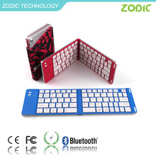 mini hot selling folding bluetooth keyboard for Iphone