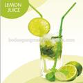 Jus de citron jus concentré produits pour maison de thé