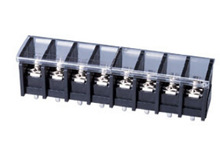 Plastic electrical wire 40A 11.0mm Dinkle DT-66-C01W barrier terminal block