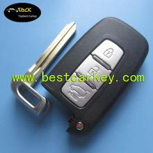 Topbest 3 button 434 Mhz car remote key for kia sportage key / Kia remote key