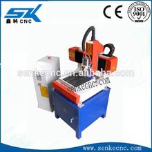 Small size metal cnc router copper cnc engraving machine