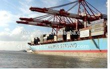 Shanghai Sea Shipment to Johannesburg South Africa