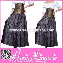 2014 Sexy Hot Sale High Quality Top Sale european corset steel bone