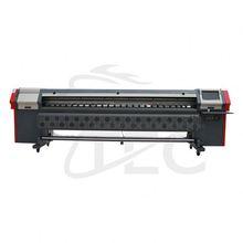plotter de largo formato KONICA flex printer W3 512 42PL 8H Konica solvent printer