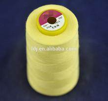 1313 META ARAMID THREAD fire retardant thread 20s to 60s, 2/3ply