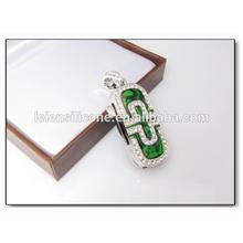 Jewelry usb flash,jewelry usb memory stick,oem crystal jewelry usb flash drive