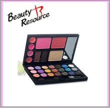 Make Your Own Eye shadow Lip Gloss Blush Makeup Kit