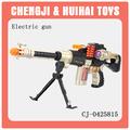 Hot plastiqueinfrarouge. jouet. les fusils de sniper pour la vente avec son& lumière