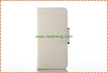 New design Cowboy Cloth Flip Leather Case for iPhone 6 4.7inch