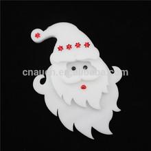 sales promotion 3D santa claus wholesale christmas decorations