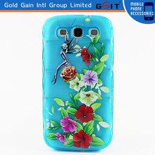 Newest TPU Bumper Case for Samsung S3,Popular TPUCover Case for Samsung S3