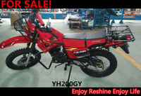 Chinese street legal motorcycle 200cc manufacturer