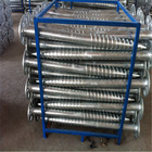 Galvanized Metal Plate Top Ground Screw