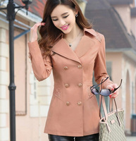 elegant autumn coat casual clothes for women picture