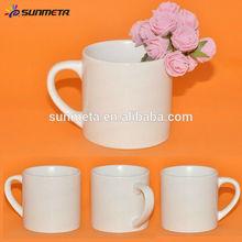 Low price 6OZ blank coating Sublimation Mug for photo printing