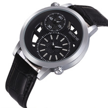 SKONE 9248 Hot Selling See Through Two Time Zone 2014 Men Sport Watches