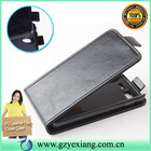 Cell phone leather flip cover for Gionee GN180