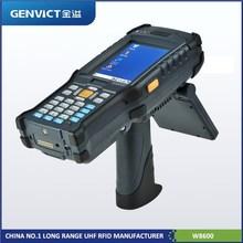 (Manufacturer)\Uhf rfid handheld reader with English SDK (IP65,WIN CE 6.0 WIFI,GPRS,GPS) handheld