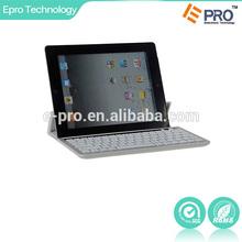 New arrival universal aluminium Mini wireless bluetooth keyboard for iPad Air