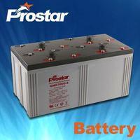 2V 3000AH Lead Acid Gel Battery China Manufacturer