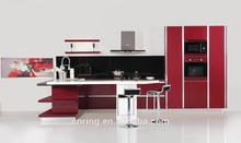 modern design mini kitchen cabinets TOP Sale