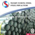 Cemento tubería de acero al carbono revestido