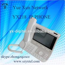 5 SIP Line VoIP Video Phone+IP video phone based on Android 2.1 OS,Android sip voip video phone 5 SIP accounts