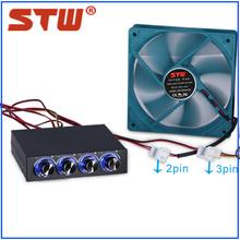"Wholesale 3.5"" pc cpu cooler fan speed controller"