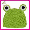 lado bonito feito de malha de inverno chapéu atacado custom made infantil crochet chapéu do beanie