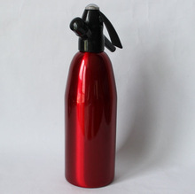 Aluminum 1000ML Red Commercial Soda Water Maker