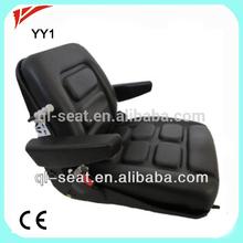Grammer Forklift Seat with Armrest , Forklift Spare Parts