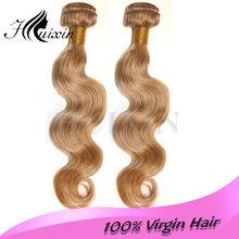 Unprocessed Eurasian body wave human hair 6A high quality wholesale virgin eurasian hair