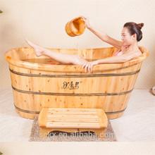 Solid cedar wooden japan sexy massage tub, teen tub