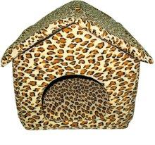 Alibaba China Printed Fleece Sofa Bed Luxury Pet dog Bed