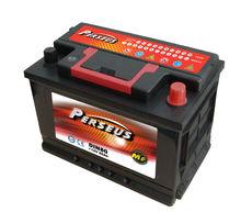 12V80AH 58043MF DIN80MF MFDIN80 Wet car battery Sealed lead acid battery 12V80Ah free maintenance battery