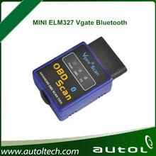 Mini ELM327 Bluetooth Diagnostic Scanner Mini OBD2 Elm 327 Bluetooth For BMW For Toyota For Mazda