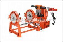 63-630 Two or Four Rings pvc/pe/pp/pb/pvdf manual butt fusion welding machine