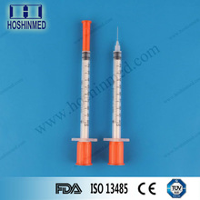 Injection pen 0.5ml 1ml plastic insulinic injector