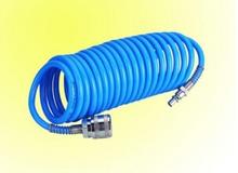 Pneumatic PU SPIRAL Hose For Air / pu air hose/PU recoiled tube