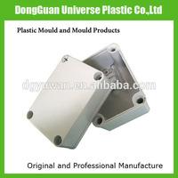 Electrical outlet molding/socket mold design
