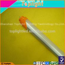 shenzhen CE RoHS nutural white opal led t8 tube9.5w