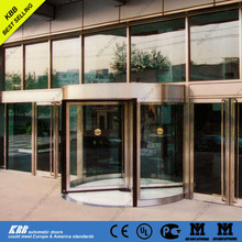 PLA Academy of Military Sciences, university, automatic revolving door, ISO9001 CE UL certificate