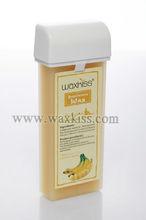 100g hair removal wax roll/roller depilatory wax/ roller cartridge depilatory wax